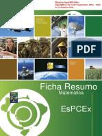 Resumo de Matemática para EsPCEx