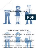 La Adultez Temprana Clase 2