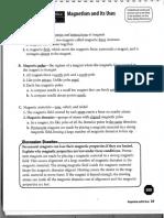 تمارين+ اجابة مهمة في المغناطيس.pdf