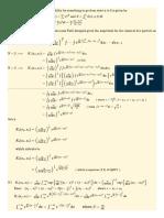 Free Particle Propagator