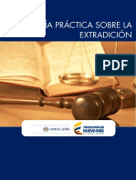 Guia Practica Sobre La Extradicion