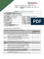 Ficha de Asistencia Tecnica a Pef