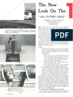 Thorp T-18 and Turner T-40 Flutter Testing