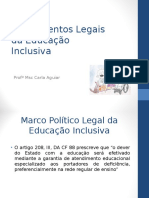 5Fundamentos Legais e a Politica Da Educacao Inclusiva e o Papel