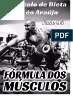 Dieta Do Léo – Fase 4 — Fórmula Dos Músculos
