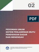 Panduan Permendikbud no 28 tahun 2016