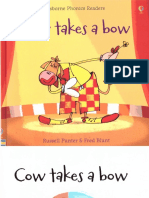 Cow Takes a Bow Usborne Phonics Readers