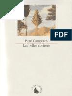 Piero Camporesi — Les Belles Contrées