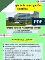 Tercera Tutoría Académica Virtual
