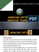 Apache Http y Apache Tomcat