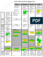 9 12 16 -weekly plan 2