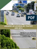 Anuario de Tráfico 2014