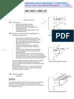 STM 006 Stabwerkmodell Beispiel 4