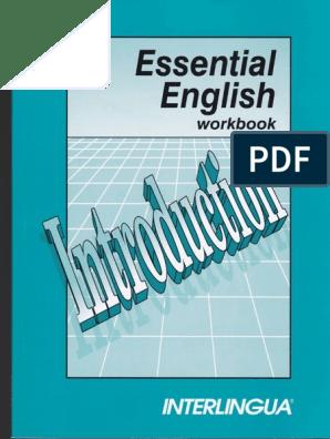 Introduction Interlingua | Grammar | Linguistics