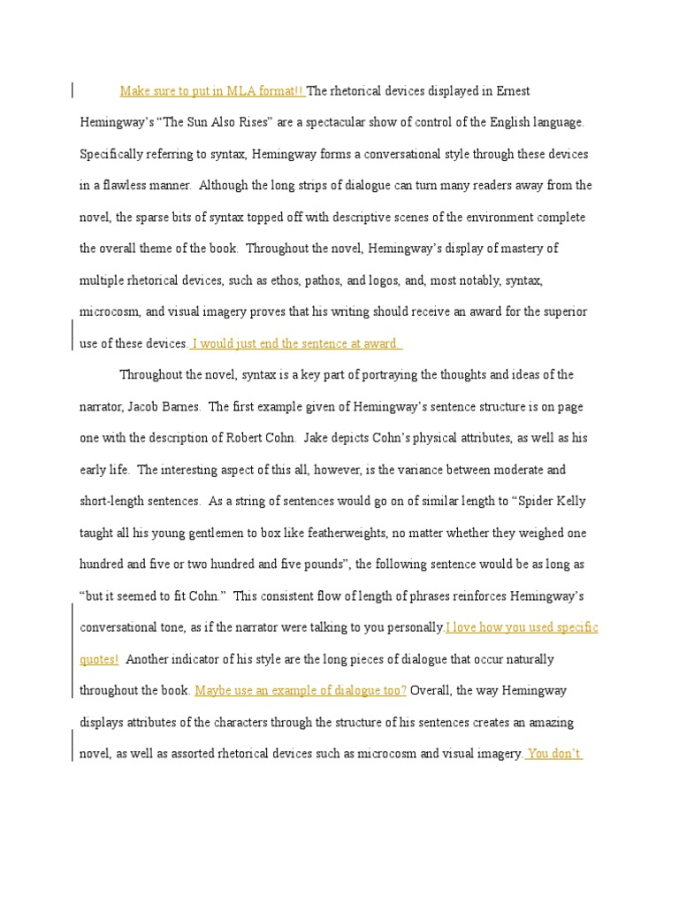 emilyspaperrevised | Ernest Hemingway (10 views)