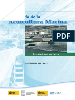Ingenieria Acuicultura Marina Obra Completa