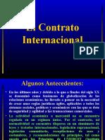 2 El Contrato Internacional