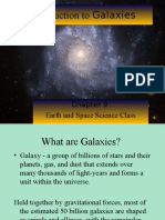 Introduction to Galaxies in Space