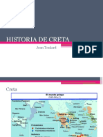 Historia de Creta