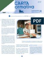 Carta Informativa Enero 2007