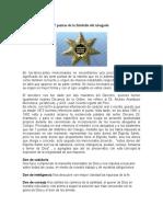 El Significado de Las 7 Puntas de La Medalla Del Abogado