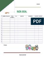 Modelo de Razón Social (1)