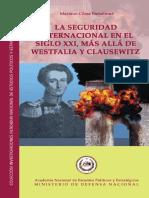La Seguridad Internacional en El Siglo XXI Mas Allá de Westfalia y Clausewitz (1)