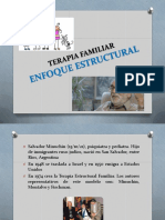 Enfoque  Estructural Psicologia