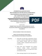 Sk Pembentukan Tim Audit