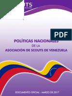 Políticas Nacionales de La ASV - Doc. Oficial 2017.