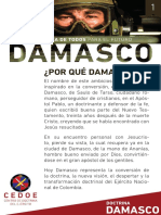 resumen doctrina DAMASCO
