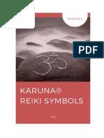 Reiki Rays Karuna Reiki Symbols
