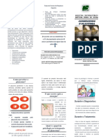 Conhecendo o Glaucoma FOLDER