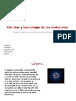 Ciencias y Tecnología de Los Materiales