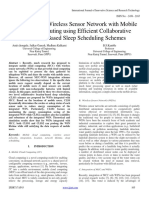 Integration of Wireless Sensor Network With Mobile Cloud Computing Using Efficient Collaborative Location Based Sleep Schedul