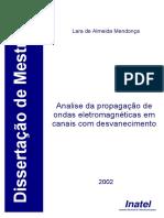 Dissertacao - 2002 - Lara de Almeida Mendonca