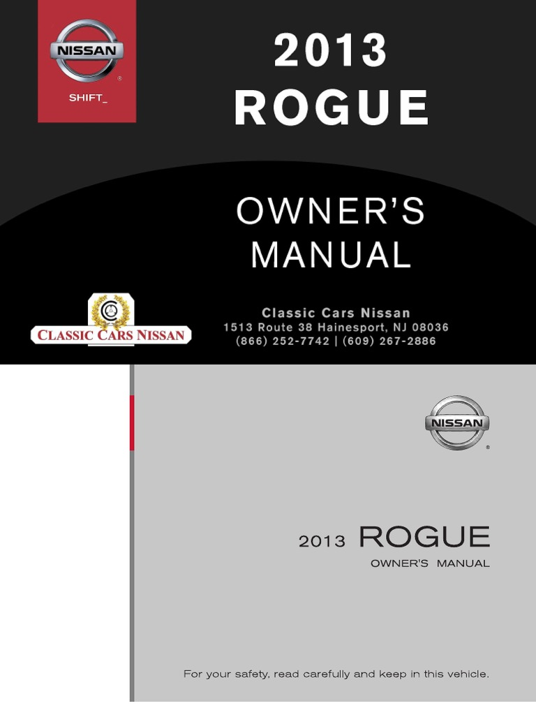 Nissan Rogue Owners Manual: USB (Universal Serial Bus) Connection Port (models without Navigation System)(if so equipped)