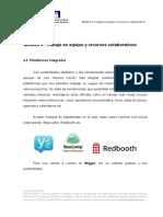 Plataformas integradas