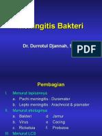 5. Meningitis Bakteri (Dr. Durrotul)