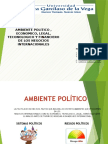 Gerencia de Negocios Internacionales - Ambientes