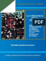 Gonzalez Calleja Eduardo - La violencia en la política..pdf
