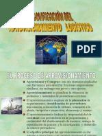 (2) Planificación Del Abastecimiento Logístico