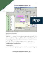 Instrucciones Soportadas en Simuproc 1