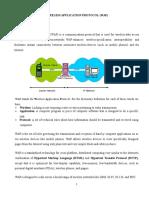 Wireless Application Protocol