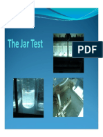 Jar Testing
