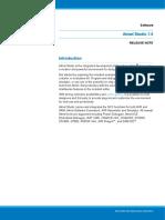Atmel Studio 7.0.1006 Release Notes.pdf
