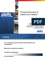 Methanol Outlook Por Platts