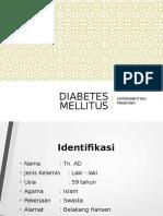 LAPSUS - Diabetes Mellitus Tipe 2