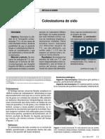 Colesteatomas y Sus Teorias