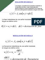 Modulación ANGULO 3